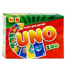 Настольная игра  Strateg UNO ZOO (1830)