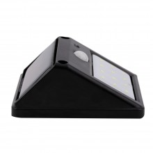 Уличный светильник на солнечной батарее EVER BRITE 30 светодиодов (886543739)