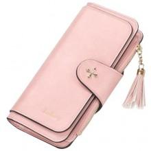 Женский клатч кошелёк Baellerry 2341 для карточек 19х10х3 см