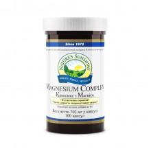 Магний Хелат НСП (Magnesium complex NSP) 100 капсул для сердца и нервов Original США