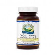Витамины для сердца и энергии Кофермент Q10 (CoQ10) NSP Коэнзим q10 - 100 мг  60 капсул США Original