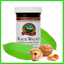 Антипаразитарный натуральный препарат Черный орех НСП (Black Walnut) NSP от глистов для детей и взрослых США