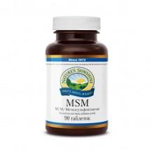 Органическая сера МСМ (Метилсульфонилметан) MSM NSP для соединительной ткани и суставов США Original