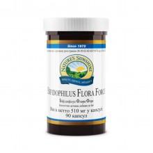Лакто и бифидобактерии Бифидофилус Флора Форс NSP (Bifidophilus Flora Force) 90 кап. Original США