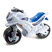 Мотоцикл для катания 2-х колесный белый ОРИОН