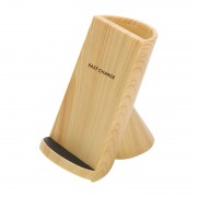 Зарядка Беспроводная WoodbooD Wireless Charge Premium Holder Оригинал (352)