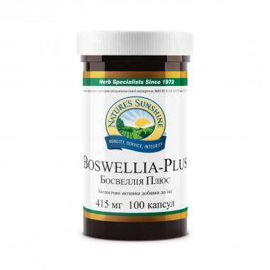 Босвеллия Плюс НСП (Boswellia Plus NSP) противовоспалительное от боли суставов 100 капсул по 415 мг США (0081)