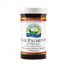 Натуральный фитопрепарат Saw Palmetto (Со Пальметто) NSP США для мужчин 100 капсул (0011)